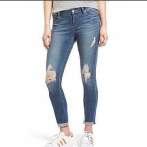 Articles of Society Distressed Denim